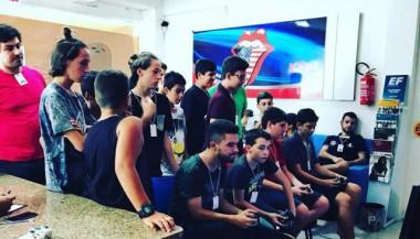 KNN Idiomas realiza primeiro campeonato de videogame
