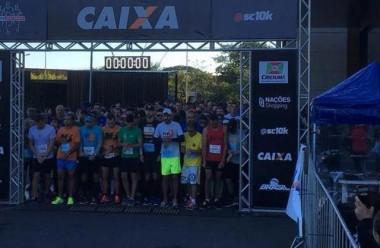Criciúma10K reúne mais de 400 corredores