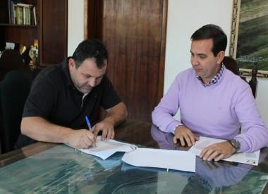 Ordens de serviço são entregues para obras em Maracajá