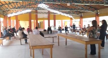 Alunos de Maracajá começam a receber atividades pedagógicas em casa