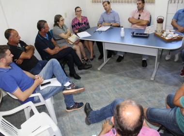 Reafirmado compromisso para pavimentar Rodovia José Jovelino Costa