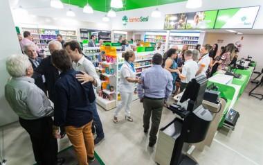 SESI lança nova marca para rede de farmácias