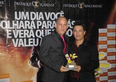 Martinho Mrotskoski comenta sobre Destaque Içarense 2017