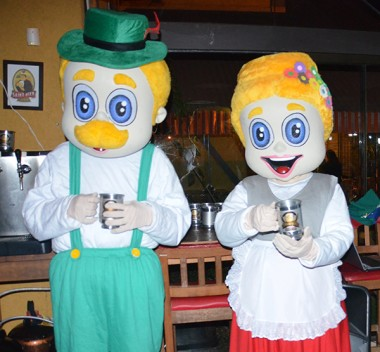 Oktoberfest oferece chopp de brinde na compra de ingressos