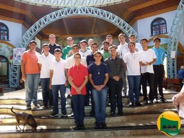 Encontro reunirá 47 seminaristas diocesanos em Caravaggio