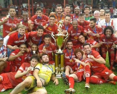Metropolitano de Nova Veneza vai em busca do bi campeonato estadual