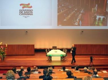 Turismo e vinicultura catarinenses se destacam em seminário