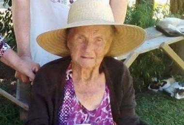 Morre Claudina, mãe de Acélio Casagrande, aos 91 anos