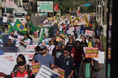 Movimentos sociais e sindicais se mobilizam para Greve Geral