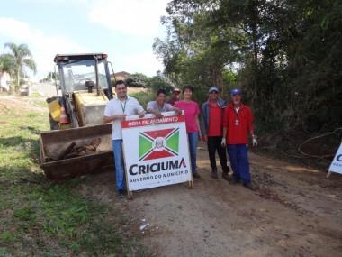 Projeto promove limpeza da nascente do bairro São Defende