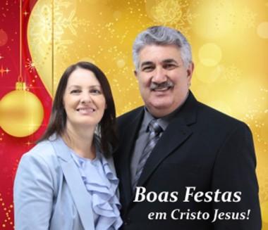Pastor Cirço deseja um feliz Natal e um próspero 2018