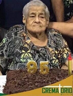 Nota de falecimento: Hélia Gouveia Medeiros, aos 95 anos