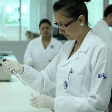 Laboratório Búrigo renova acreditação de qualidade na área da saúde
