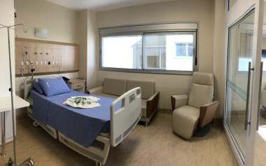 HSJosé inaugura 18 novos apartamentos de internação