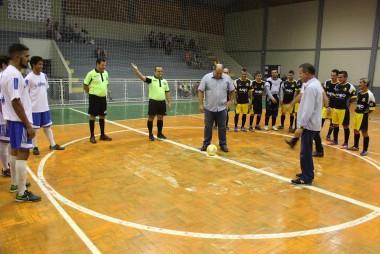 Campeonato Municipal Interfamílias de Futsal 2017