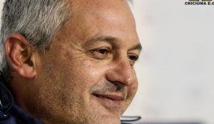 Novo técnico é contratado no Criciúma Esporte Clube