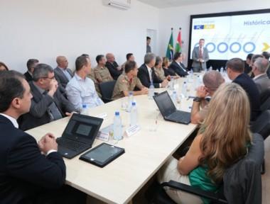 SC ganha plataforma integrada de dados da Segurança Pública