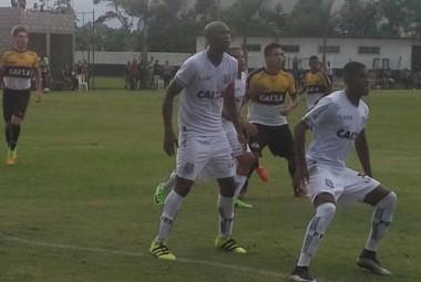 Tigre supera o Figueirensna Copa Santa Catarina Sub-20