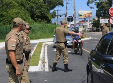 PM deflagra Operação Ferrolho com ações em 250 pontos do Estado