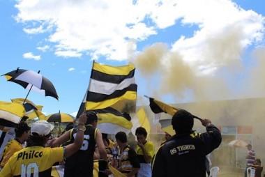 Torcida Os Tigres promove festa em comemoração aos 11 anos