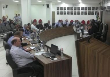 Vereadores de Içara aprovam  o aumento da alíquota