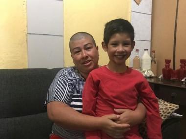 Menino de nove anos de Criciúma precisa de ajuda