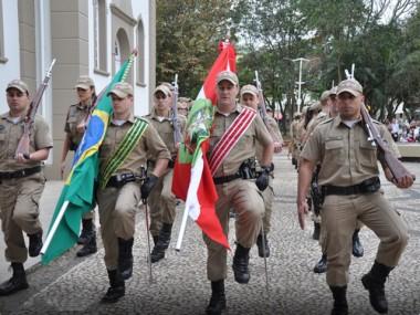 PM festeja os 281 anos da Capitania em Santa Catarina