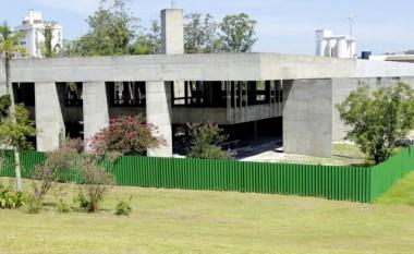 """""""Tudo pronto para a inauguração do Paço Municipal"""""""