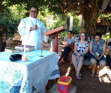 Padre Alex assume missão de vigário em Içara