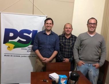 PSL terá candidatura própria no município