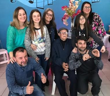 Galdino Elias completa 100 anos de longevidade