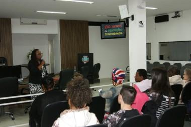 Desigualdades raciais no Brasil é tema de palestra no Legislativo