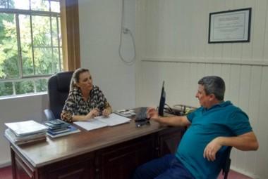 Vereador Márcio Dalmolim solicita nova sede para CEI