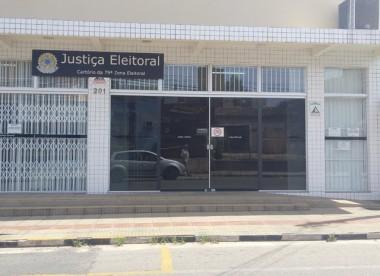 Justiça Eleitoral pode vir a cancelar 569 títulos em Içara