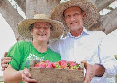 Alimentação Escolar de Içara será premiada na Fiesc