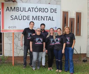 Ambulatório de Saúde Mental adere campanha Antimanicomial