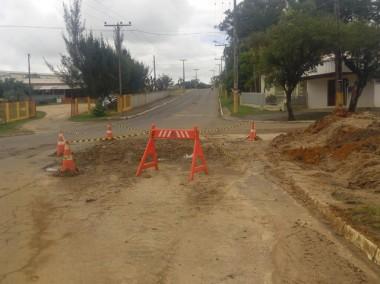 Casan interligou rede geral mais de 3 mil metros de cano em Morro Bonito