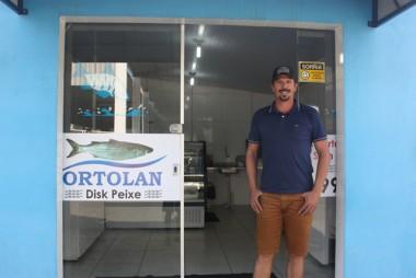 Ortolan investirá em agroindústria de beneficiamento de pescados