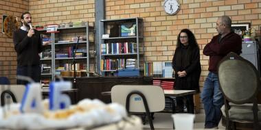 Biblioteca Municipal Cruz e Souza completa 45 anos