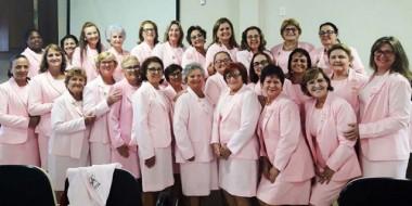 Rede Feminina de Içara empossa nova diretoria