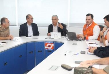 """Paralisação em SC: """"O limite é hoje"""" enfatiza Moreira"""