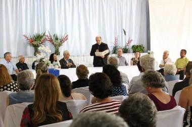 Padres jubilares são homenageados na Diocese de Criciúma