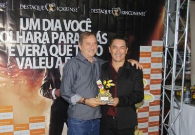Dono da Eletro MSA Jossandra comenta Destaque Içarense 2017