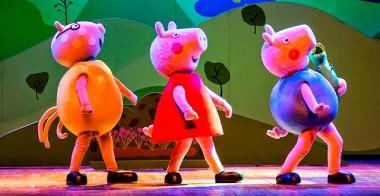 Nações Shopping recebe Espetáculo Peppa Pig Oficial