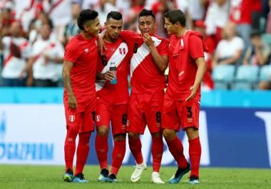 Peru se despede da Copa do Mundo com vitória