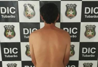 Polícia Civil prende assaltante em flagrante em Tubarão