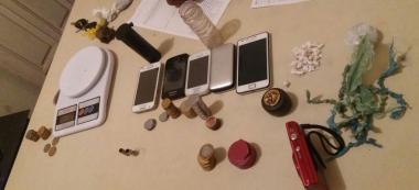 Polícia Militar prende traficante e apreende drogas