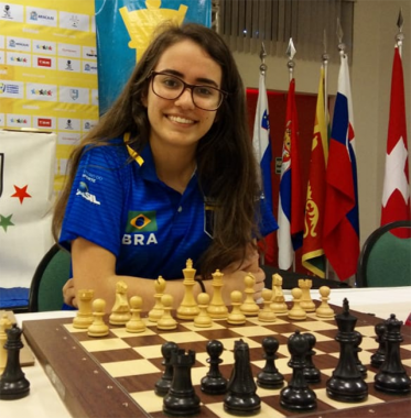 Xadrez içarense representado em dose dupla no Troféu Gustavo Kuerten 2018