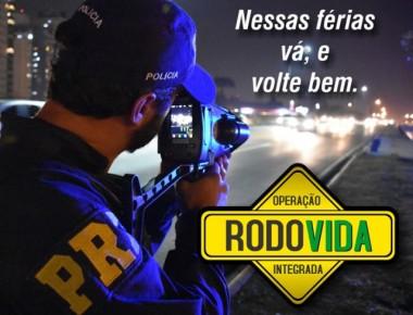 Polícia Rodoviária Federal dá início a Operação Rodovida