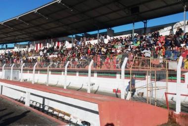 E.C Próspera: Avaliação do Fluminense lota o Mário Balsini